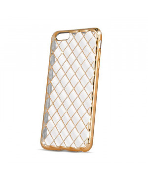 puzdro TPU Grid  for iPhone 7/8 Plus zlaté