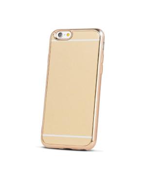 Plastové puzdro Beeyo Mirror TPU pre Apple iPhone 6/6s ružové