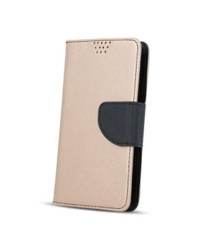 "Univerzálne puzdro na mobil Smart Universal Fancy 4,7-5,3"" zlato čierne"