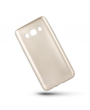 Silikonové puzdro Oil TPU pre Samsung Galaxy  A5 2017 zlaté