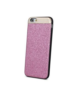 Plastové puzdro Beeyo Glossy pre Apple iPhone 7/8 ružové