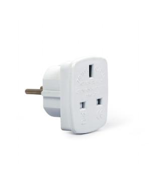 Redukcia Gembird AC Power Adapter UK - EU