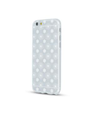 Silikónové puzdro Ultra Trendy Henna daisy pre Apple iPhone 7/8