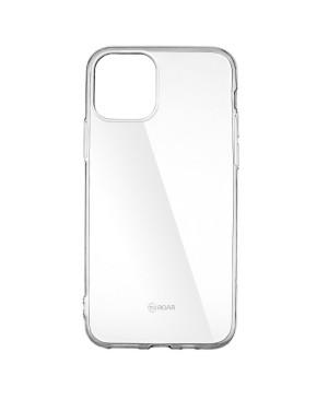 Silikónové puzdro Jelly Roar pre Samsung Galaxy A71 transparentné