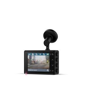 Dash Cam 56 - kamera pre záznam jázd s GPS čierna