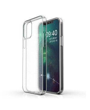 Silikónové puzdro na Samsung Galaxy A03s A037 Clear transparentné