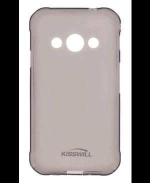 Silikónové puzdro TPU pre Lenovo A6 Note čierne