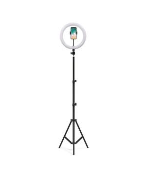Prstencová lampa 26cm priemer + tripod statív 1,6m + diaľkové ovládanie