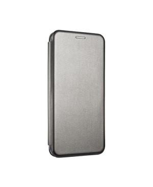 Diárové puzdro na Xiaomi Redmi 9A/9AT/9i Smart Diva sivé