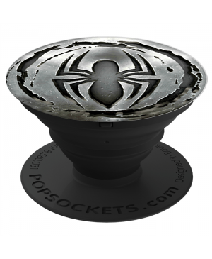 PopSockets Original PopGrip, MARVEL Spider-Man Monochrome