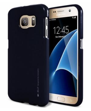 Silikónové puzdro na Samsung Galaxy A7 A750 2018 Mercury I-Jelly čierne