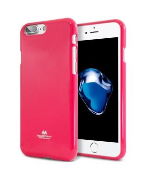 Silikónové puzdro na Iphone 12 Mini Mercury i-Jelly ružové