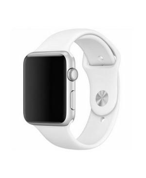 Náhradný remienok na Apple Watch 42 - 44 mm Mercury biely