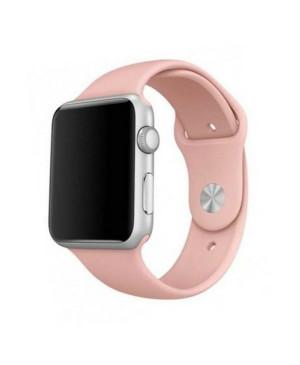 Náhradný remienok na Apple Watch 38 - 40 mm Mercury ružový
