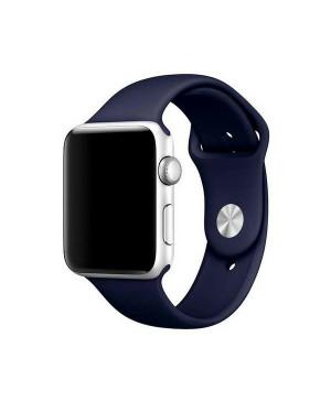 Náhradný remienok na Apple Watch 38 - 40 mm Mercury modrý