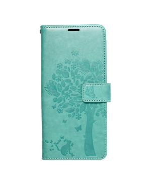 Diárové puzdro na Samsung Galaxy A03s A037 Forcell MEZZO strom zelené