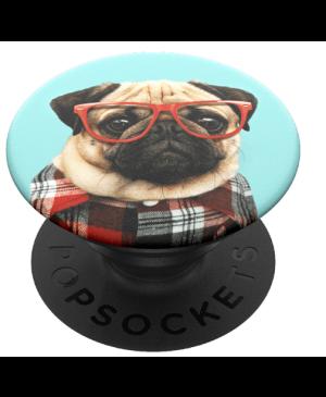 PopSockets PopGrip Gen.2, Studios Stu, mopsík-študent