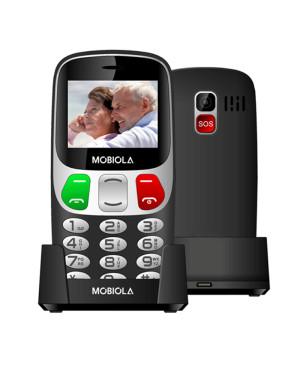 Mobiola MB800, Dual SIM, Black - SK distribúcia