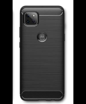 Silikónové puzdro na Motorola Moto G 5G čierne