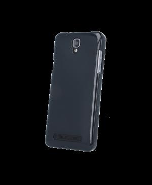 Silikonové puzdro pre myPhone Prime Plus čierne