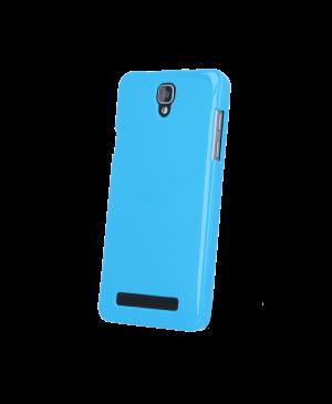 Silikonové puzdro pre myPhone Prime Plus modré