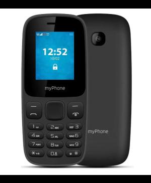 myPhone 3330, Dual SIM, Black - SK distribúcia