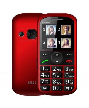 myPhone Halo 2, Red - SK distribúcia