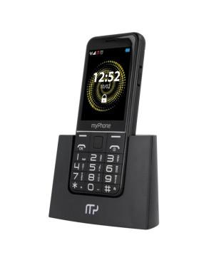 myPhone Halo Q, Black - SK distribúcia