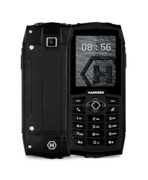 myPhone Hammer 3, Dual SIM, Black - SK distribúcia