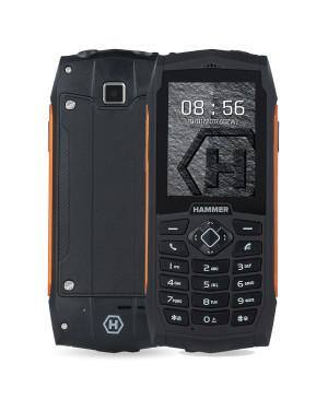 myPhone Hammer 3, Dual SIM, Orange - SK distribúcia