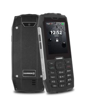 myPhone Hammer 4, Silver - SK distribúcia