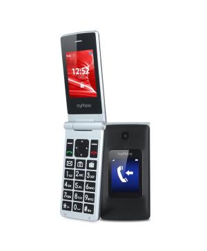 myPhone Tango, Dual SIM, Black - SK distribúcia