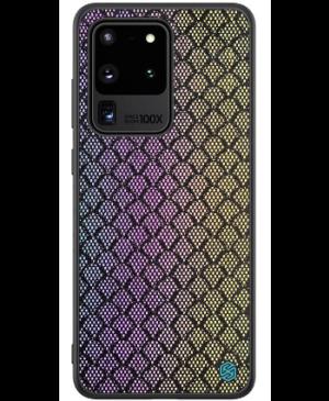 Nillkin Twinkle Zadní Kryt pro Samsung Galaxy S20 Ultra Rainbow