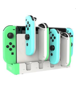 Nabíjacia stanica iPega 9186 pre Nintendo Switch Joy-con