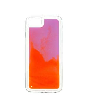 Tactical TPU Neon Glowing Pouzdro oranžové pro Samsung Galaxy A40 (EU Blister)