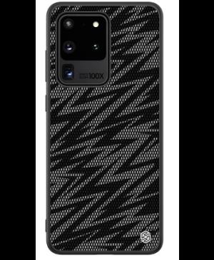 Nillkin Twinkle Zadní Kryt pro Samsung Galaxy S20 Ultra Black