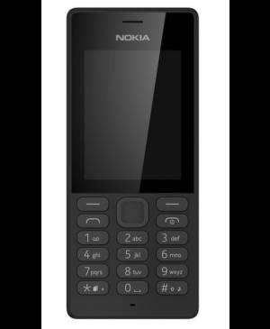 Nokia 150 2020, Dual SIM, Black - SK distribúcia