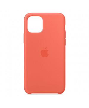 Silikónové puzdro pre Apple iPhone 11 Pro oranžové