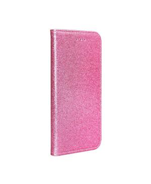 Diárové puzdro na Samsung Galaxy S20 Ultra Kabura Shining ružové