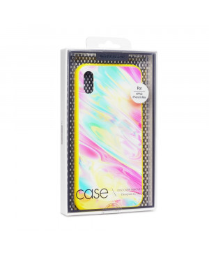 Púzdro Nillkin Ombre Hard Case Yellow iPhone XS Max