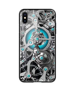 Púzdro Nillkin Spacetime case iPhone X/XS čierne
