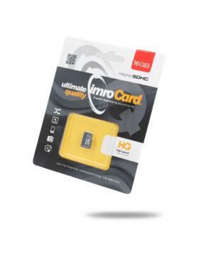 Pamäťová karta Micro SD 16GB class10 Imro bez adaptéra