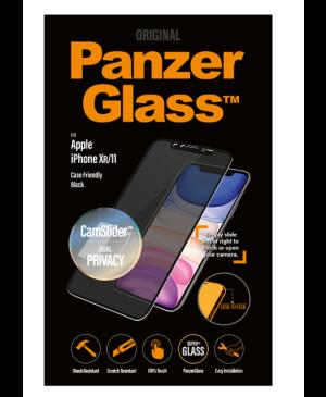 PanzerGlass Privacy pre Apple iPhone 11/XR čierne