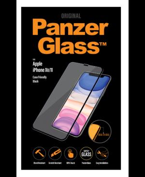 PanzerGlass Friendly pre Apple iPhone 11/XR čierne