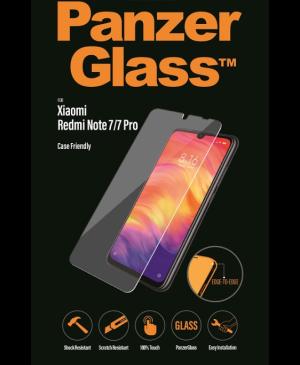 PanzerGlass Friendly pre Xiaomi Redmi Note7/7 Pro transparentné