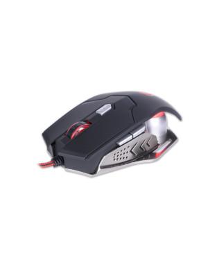 PC herná myš Rebeltec Falcon čierna