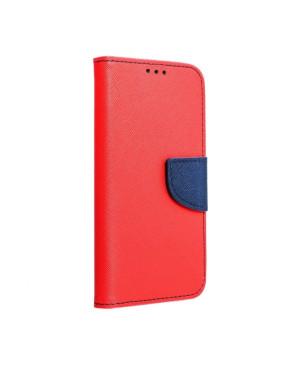 Diárové puzdro na Xiaomi Redmi Note 9T 5G Fancy Book červené