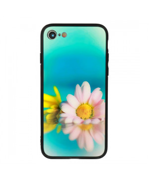 Plastové puzdro Design Vennus Glass pre Apple iPhone 6/6S design 6
