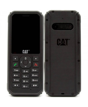 Caterpillar CAT B40, Dual SIM Black - SK distribúcia