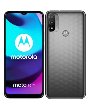 Motorola Moto E20, 2/32GB, Dual SIM, Grey - SK distribúcia